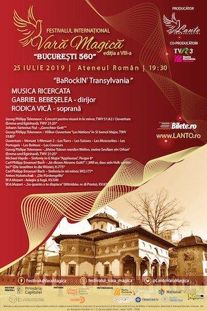 Festivalul Vara Magica