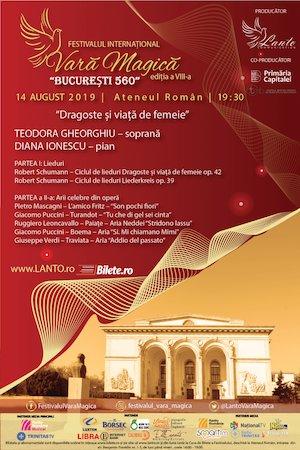 bilete Festivalul Vara Magica