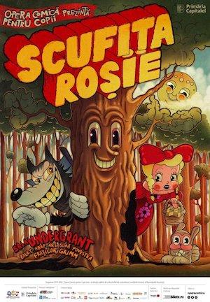 Scufita Rosie