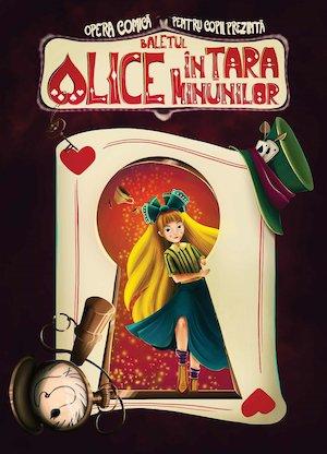 bilete Alice in Tara Minunilor