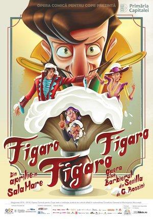 Bilete la  Figaro,Figaro,Figaro !