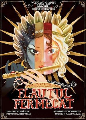 Bilete la  Flautul Fermecat