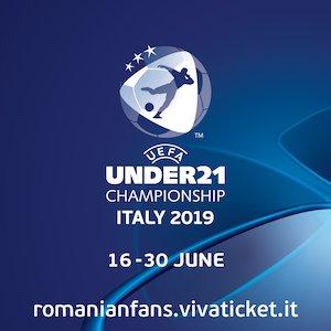 Romania U21 - EURO - Grupa C