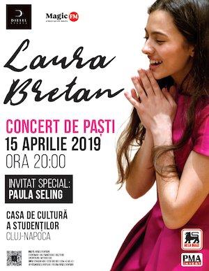 Concert de Pasti - Laura Bretan