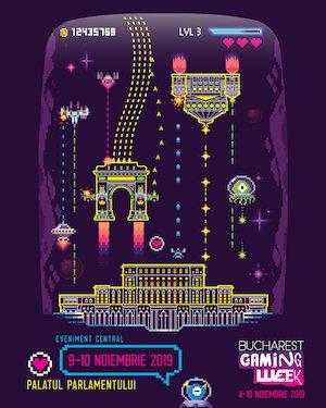Bilete la  Bucharest Gaming Week