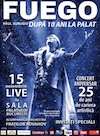 bilete Concert Aniversar Fuego