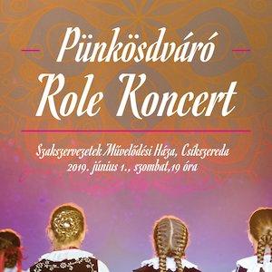 bilete Pünkösdváró Role-koncert