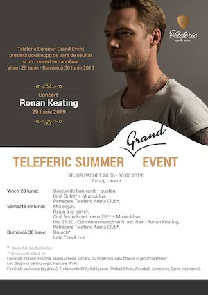 Teleferic Summer Grand Event