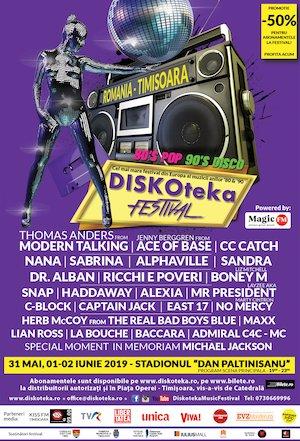 bilete DISKOteka Festival