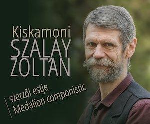 Kiskamoni Szalay Zoltán Szerzői Estje