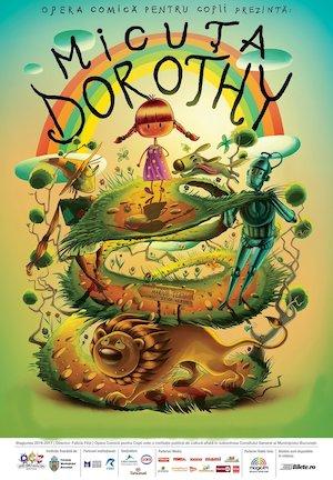 Bilete la  Micuta Dorothy