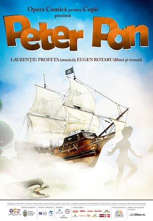 bilete Peter Pan