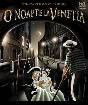 bilete Noapte la Venetia