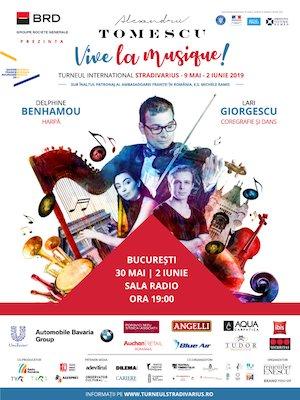 Bilete la  Alexandru Tomescu - Turneul Stradivarius