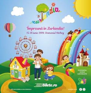 Bilete la  Festivalul Familiei Zurlandia