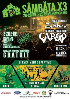 Festival SAMBATA X3