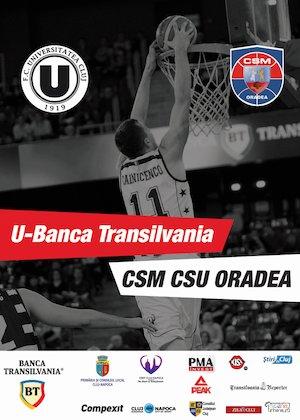 U-Banca Transilvania - CSM CSU Oradea
