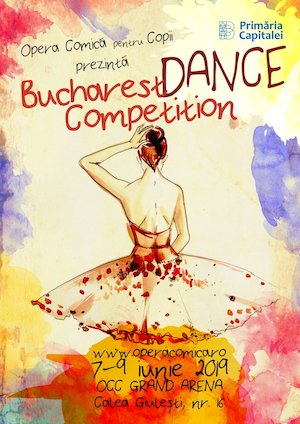 Bucharest Dance Competition OCC