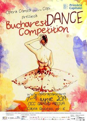 Bilete la  Bucharest Dance Competition OCC
