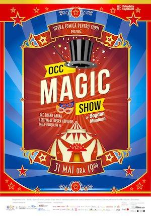 Bilete la  Magic Show