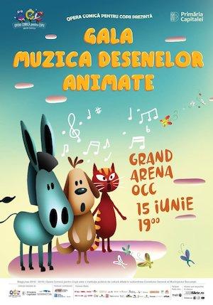 bilete Muzica Desenelor Animate