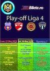 Play OFF Liga IV - Steaua Bucuresti - Academia Rapid