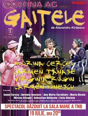 Bilete la  Gaitele