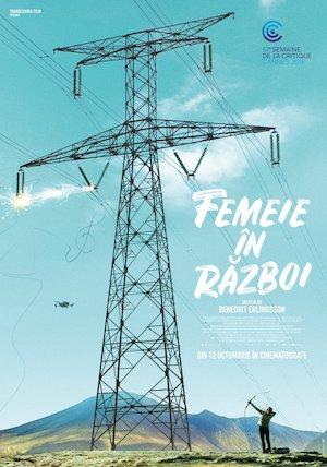 Bilete la  Seara filmului European la Gradina cu Filme: Woman at war