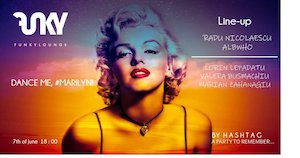Bilete la  Dance me, Marilyn!
