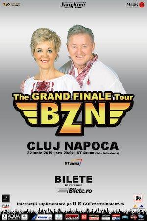 BZN - The Grand Finale Tour