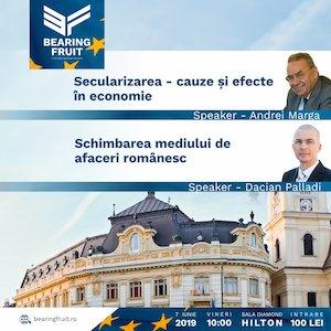 bilete Bearing Fruit - Mediul de afaceri romanesc in context european