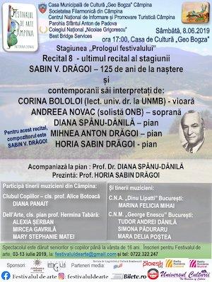 bilete Prologul Festivalului