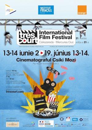 Tres Court – Nagyon Rövid Filmek Nemzetközi Fesztiválja