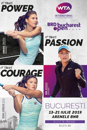 Bilete la  BRD Bucharest Open WTA