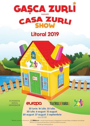 bilete CASA ZURLI SHOW