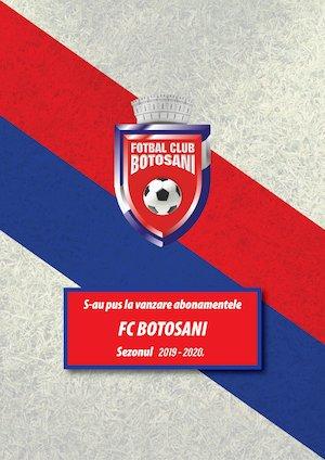 bilete Abonamente FC Botosani