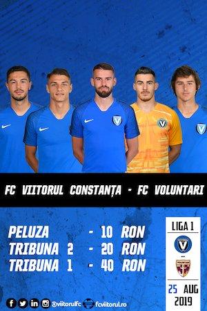 FC VIITORUL Constanța - FC Voluntari