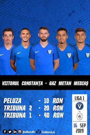 FC VIITORUL - CS GAZ METAN Mediaș