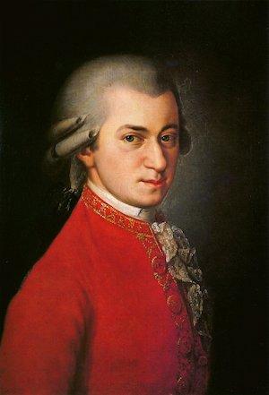 Viata lui Mozart - Periplu simfonic