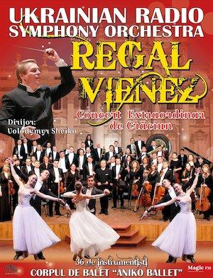 bilete Regal Vienez - Concert Extraordinar de Craciun