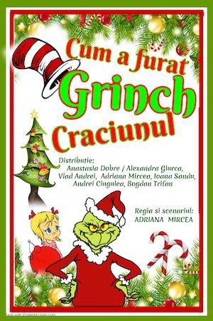 Cum a furat Grinch Craciunul
