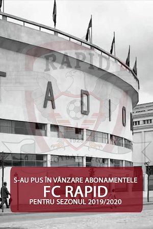 Abonamente FC Rapid