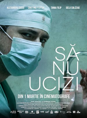 Seara filmului romanesc Sa nu ucizi la Gradina cu Filme