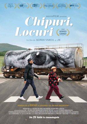 Seara filmului European Visages villages la Gradina cu Filme
