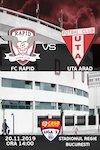 bilete FC Rapid Bucuresti - UTA Arad