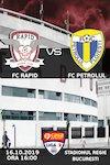 bilete FC Rapid Bucuresti - FC Petrolul Ploiesti