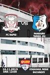 bilete FC Rapid Bucuresti - CS Pandurii Targu Jiu