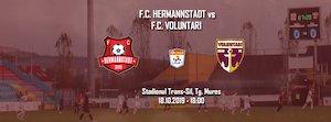 FC Hermannstadt - FC Voluntari - Casa Liga 1