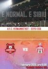 bilete AFC Hermannstadt - Sepsi OSK Sf Gheorghe - CASA Liga 1