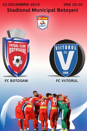 Bilete la  FC Botosani - FC Viitorul Constanța - CASA Liga 1